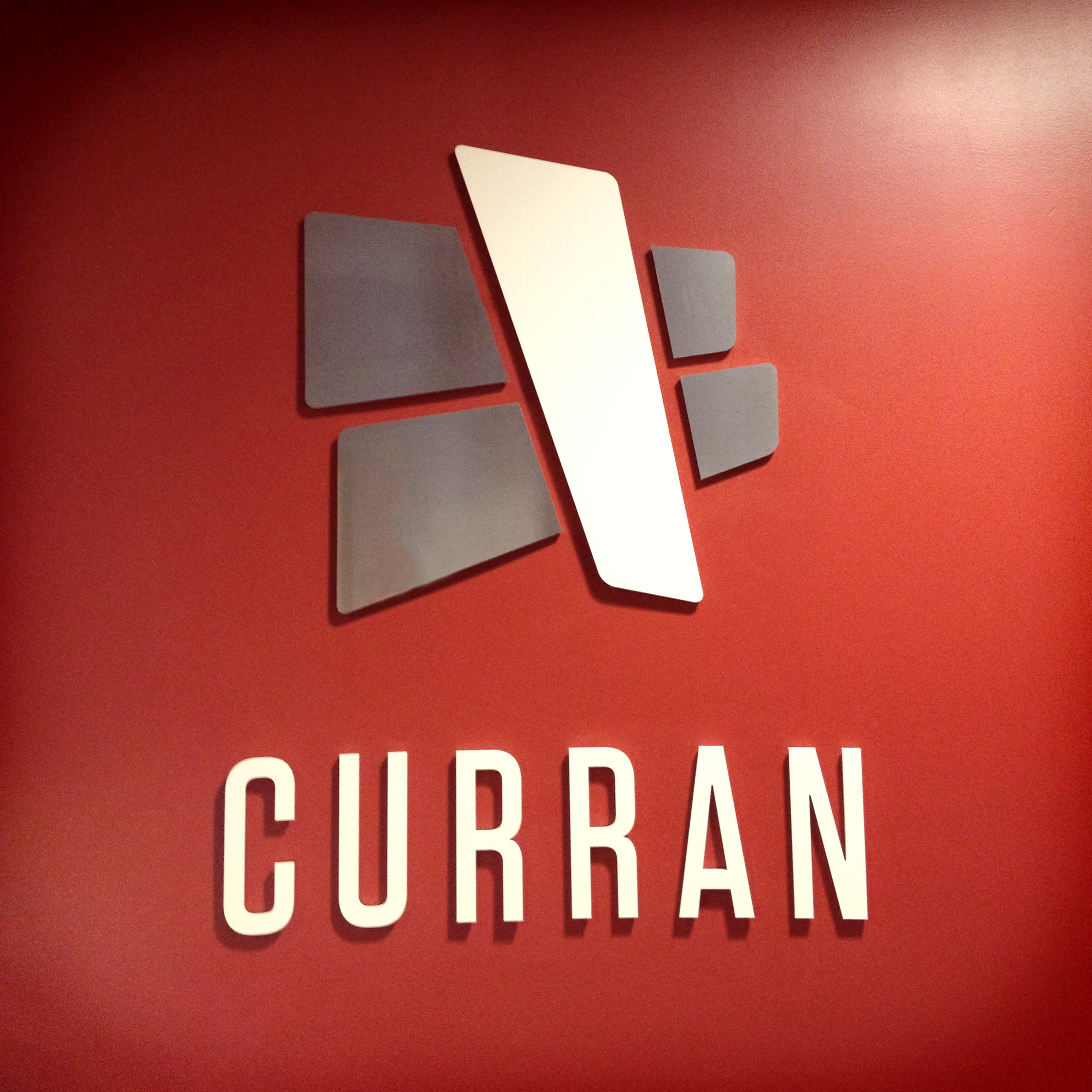 Curran Signage