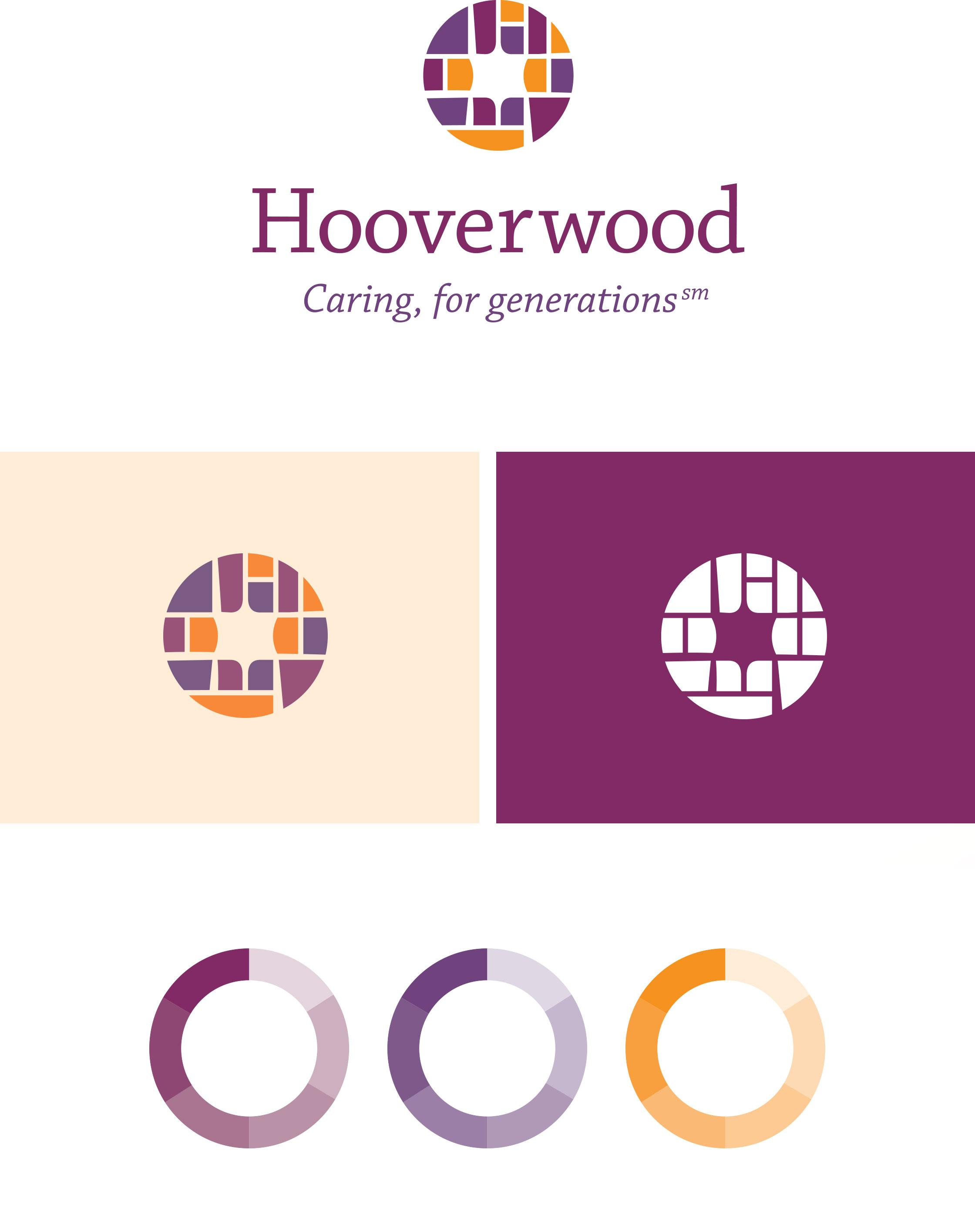 Hooverwood Branding