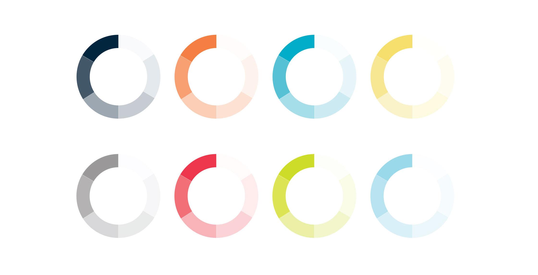 BB&C: Color Palette