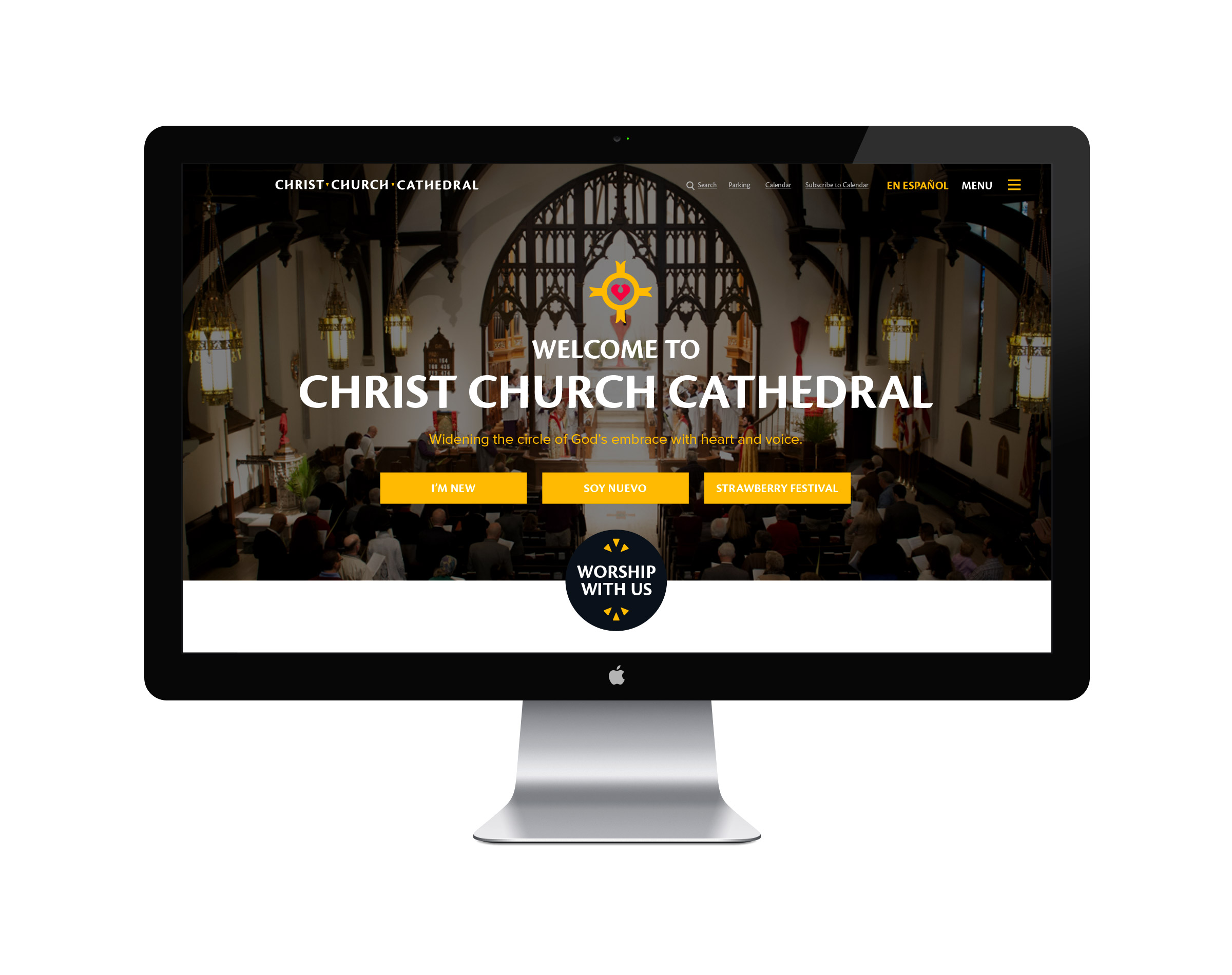 Christ Church Cathedral - Website