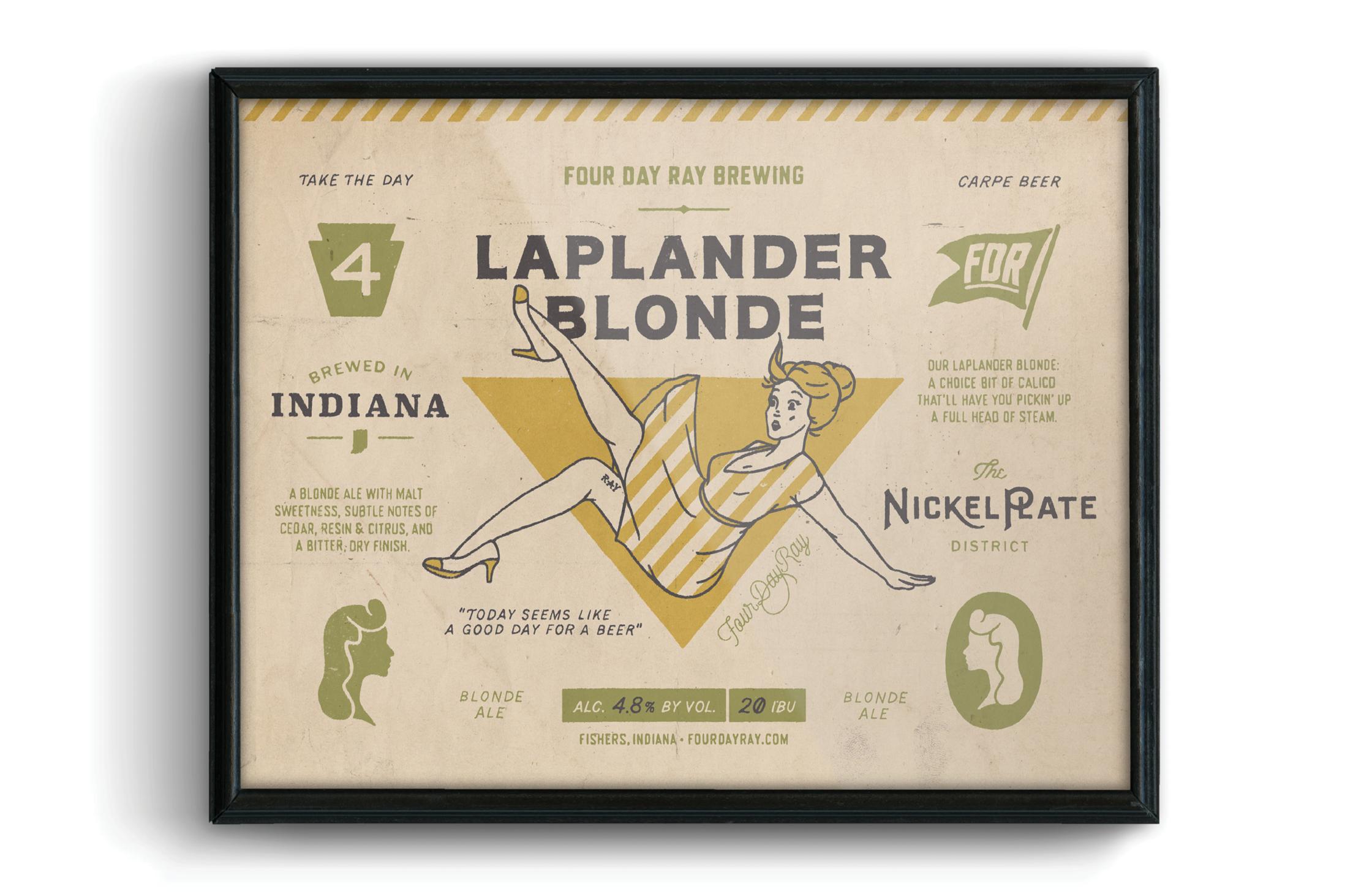 FDR Laplander Poster