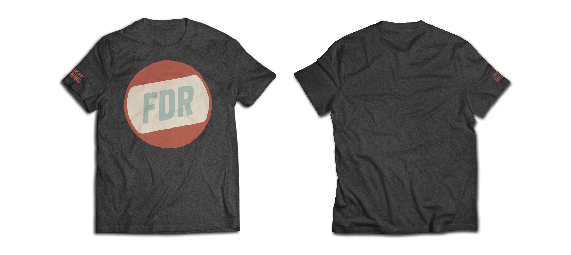 FDR T-Shirt: Campaign Button