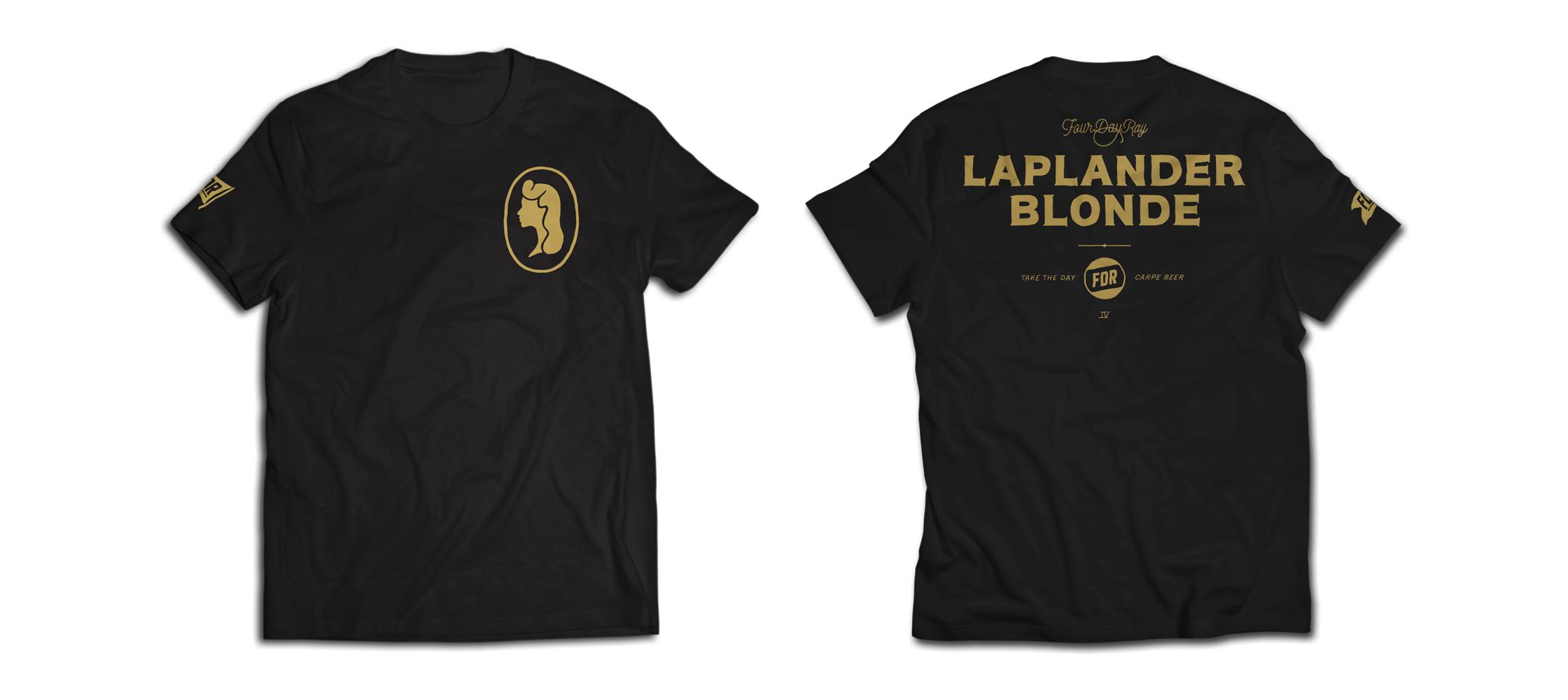 FDR T-Shirt: Laplander