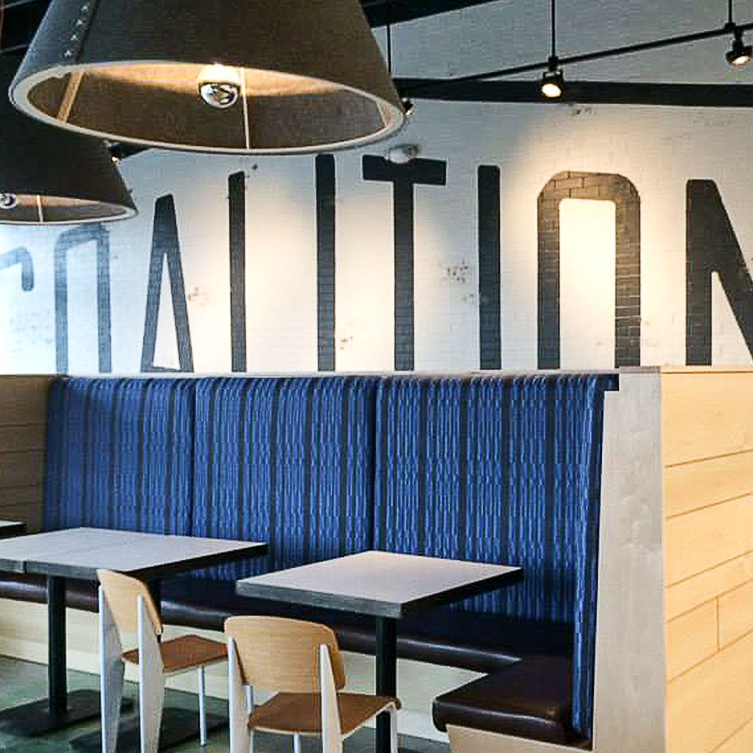 Branding a fast-casual restaurant